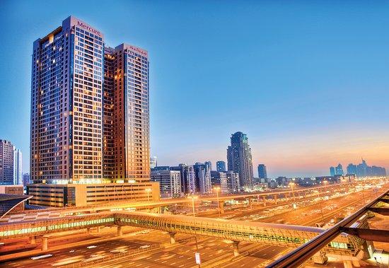 Mercure Dubai Barsha Heights Hotel Suites: Mercure Dubai Barsha Heights - Hotel Suites & Apartments