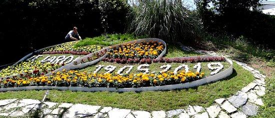 Queen's Park Le Jardin Resort: jardin