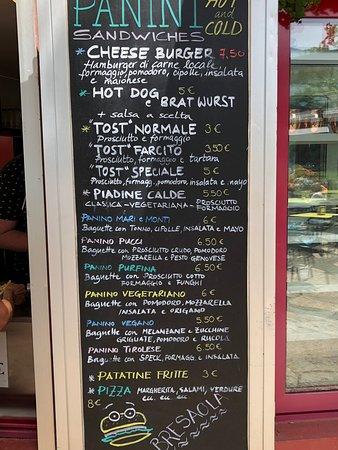 Bar Dei Pini Resmi