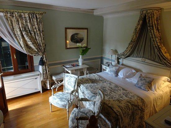 Villa Margherita Hotel: Bedroom