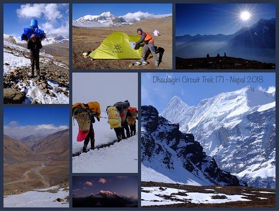 Dhaulagiri Circuit Trek (7) - Nepal 2018