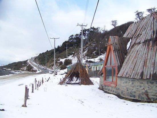 Puerto Williams, Chile: Recuerdos de ami viaje a Chile de 2007