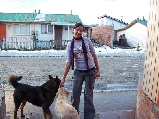 Puerto Williams, Chile: Recuerdos de ami viaje a Chile y Argentina de 2007