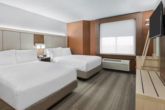 Holiday Inn Express Hotel & Suites Universal Studios Orlando: Suite