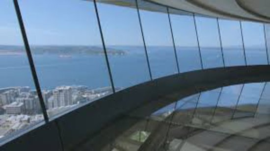 Skip the Line: Seattle Space Needle Observation Deck Admission Ticket: space needle deck