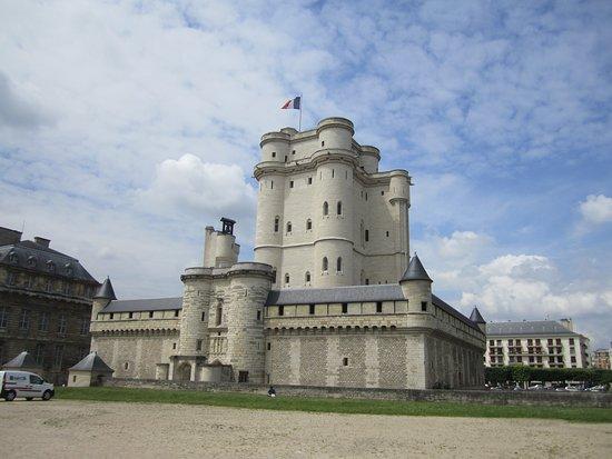 El Castillo de Vincennes fue residencia de los reyes de Francia hasta el siglo XVIII.