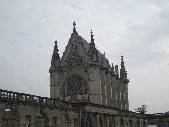 Capilla real del Castillo de Vincennes