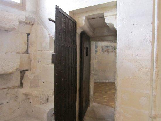 Prisión dentro del Castillo de Vincennes