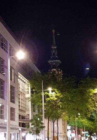 Stiftskirche: Beautiful at night