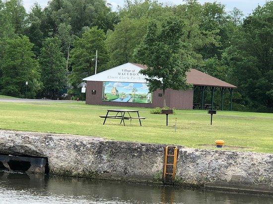 Erie Canal Park at Macedon - the park