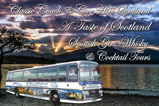 ‪A Taste of Scotland Classic Coach Tours‬