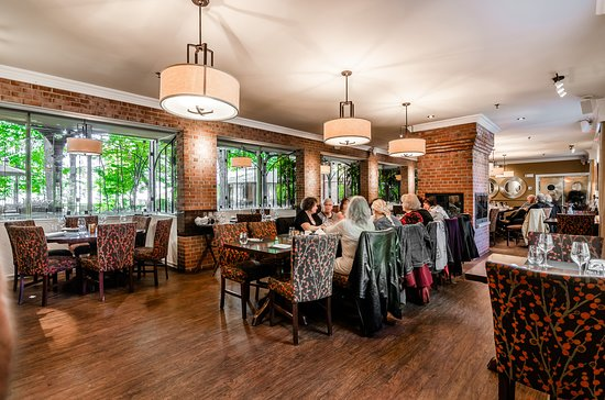 Manoir Rouville-Campbell : Restaurant Clan Campbell