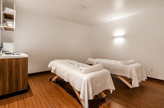 Manoir Rouville-Campbell : Massage