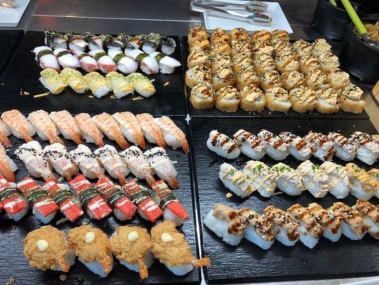 Citymarket pirkkala sushi