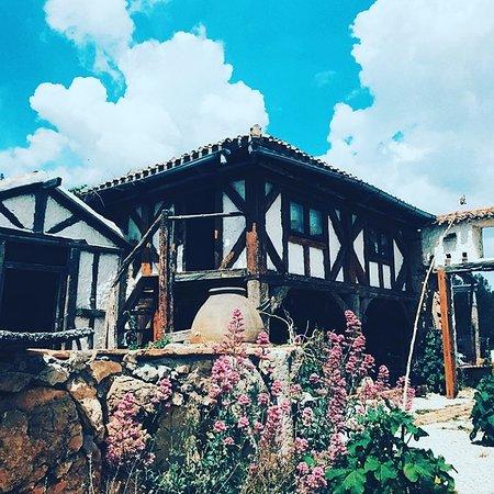Maserof Museum Winery: Habitación torrecilla