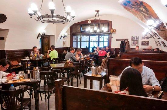 レストラン ウ・ドゥヴォウ・コチェク>