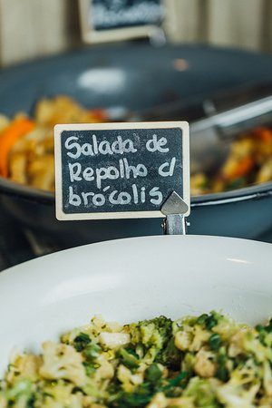 Quitéria Restaurante: Lunch buffet at Quitéria, Monday to Friday from midday to 3pm