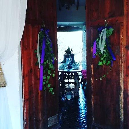 Maserof Museum Winery: Entrada salon