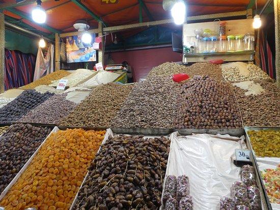 place jemaa el fna le soir