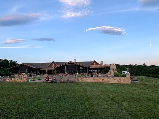 Tasting Room & Taphouse at Mount Ida Reserve : the venue