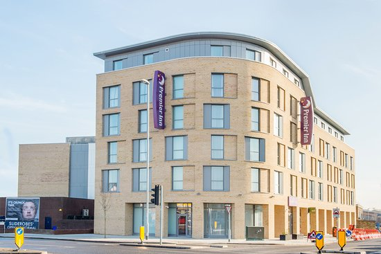 Premier Inn Cambridge City East hotel