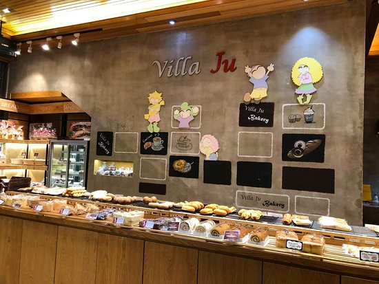 Villa Ju Solaris Mont Kiara Picture Of Nabe Bakery Cafe Kuala Lumpur Tripadvisor