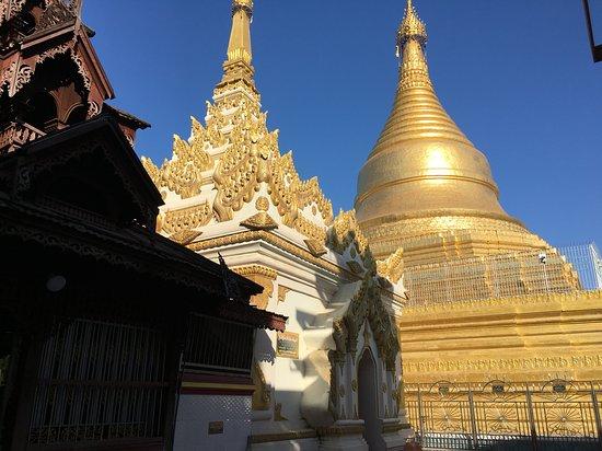 Chan Tha Ya Pagoda