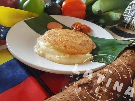 Fusion Latina Restaurante: Fusión Latina Restaurante