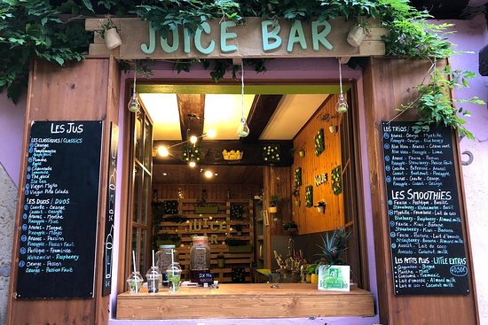 Juice Bar Eguisheim