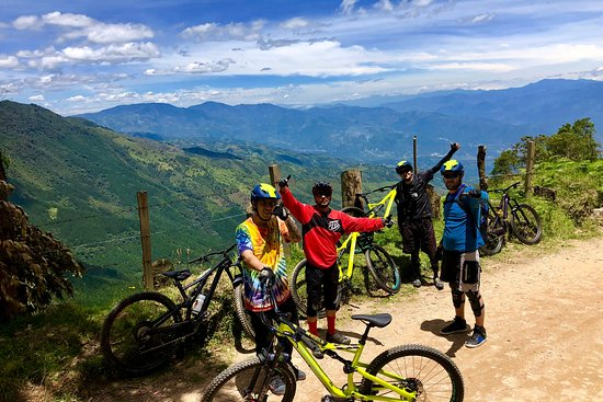 Medellin Adventure Tours