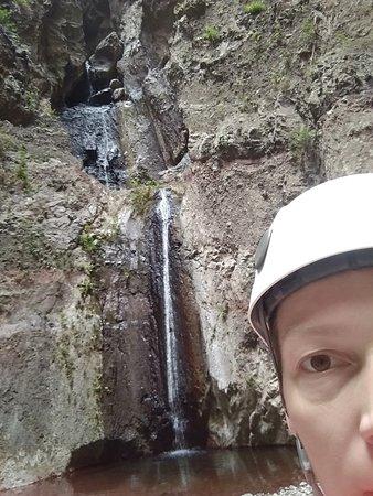 Barranco del Infierno: Ущелье
