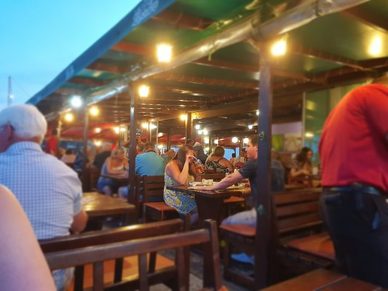 Hawaii Restaurant and bar Sunny Beach