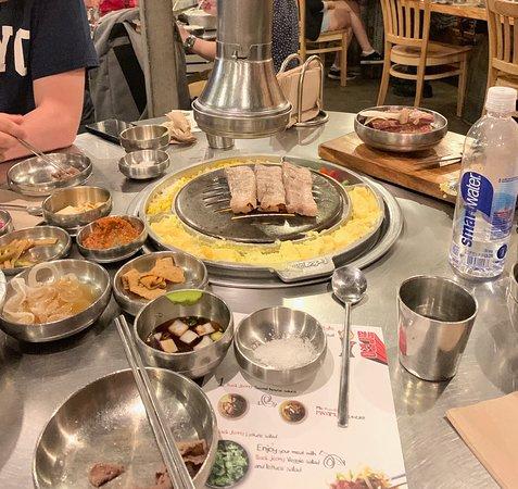 Baekjeong NYC: BBQ
