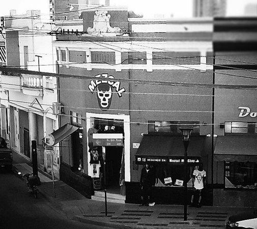 Rio Cuarto, Argentinien: Mezcal Men Shop