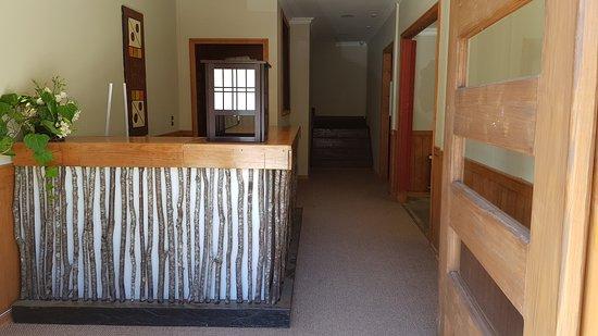 Padre las Casas, شيلي: Recepción Lodge Espacio Vert