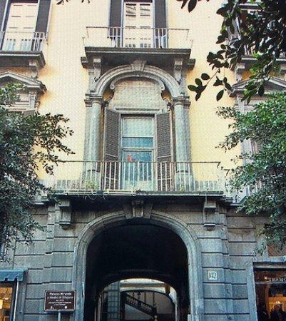 Palazzo Miranda o De Medici