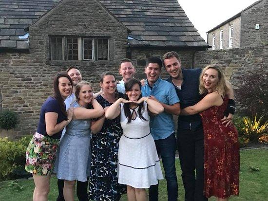 Chinley, UK: Life-long friends