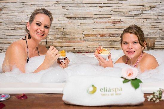 Eliá SPA: Vivencie um momento único com a sua filha...