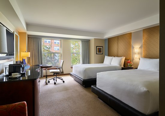 Battery Wharf Hotel, Boston Waterfront: Deluxe Twin