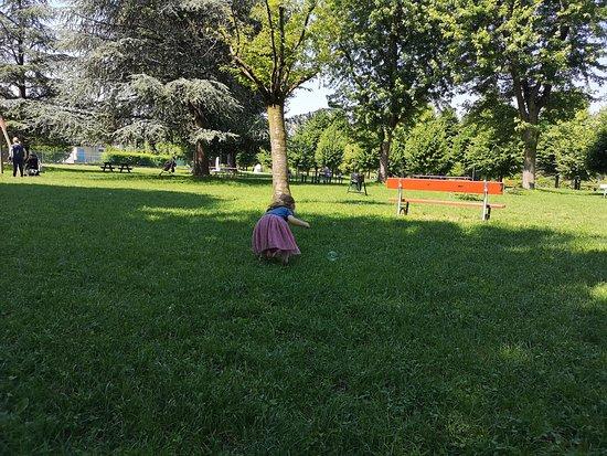 Il parco Porporati