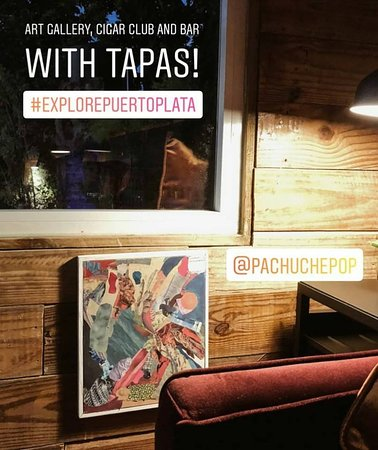 We have exclusive areas where you can enjoy pleasant moments. You can follow us on instagram and facebook like @pachuchepop