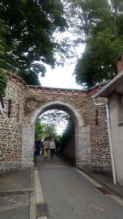 Une des portes de Cassel