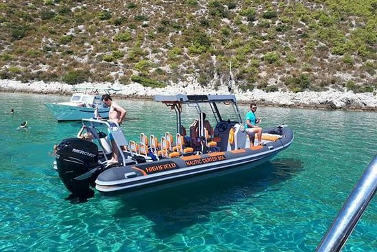 Blue wonder tours - day speedboat excursions & private tours from Split