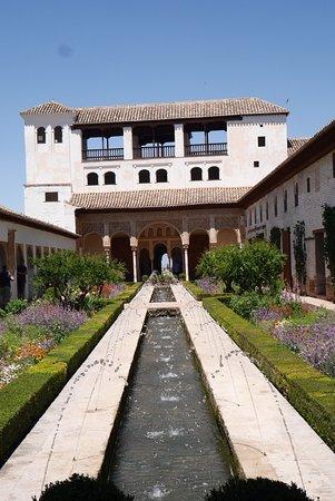 Granada, Spain: un peu de fraicheur