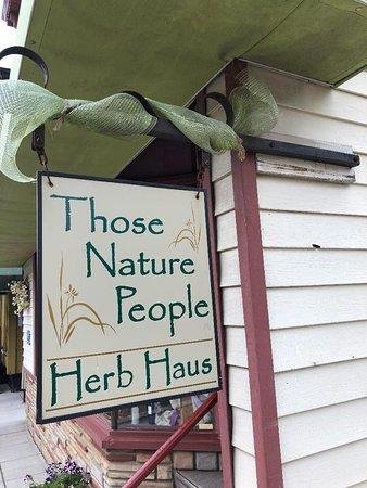 Those Nature People