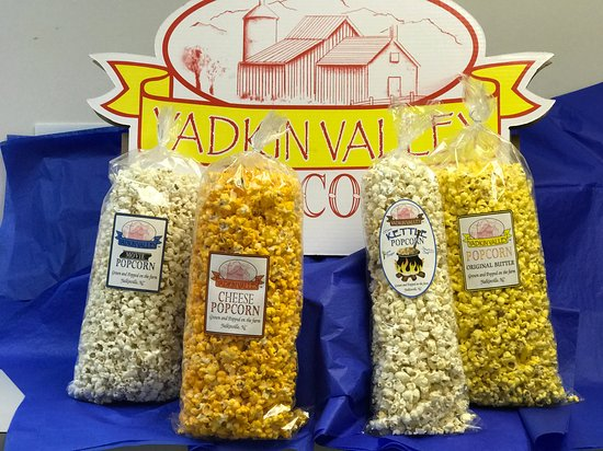 ‪Shallowford Farms Popcorn‬