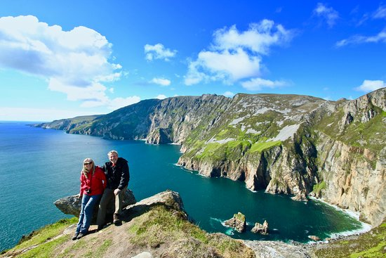 Dungloe, Ireland: Slieve League