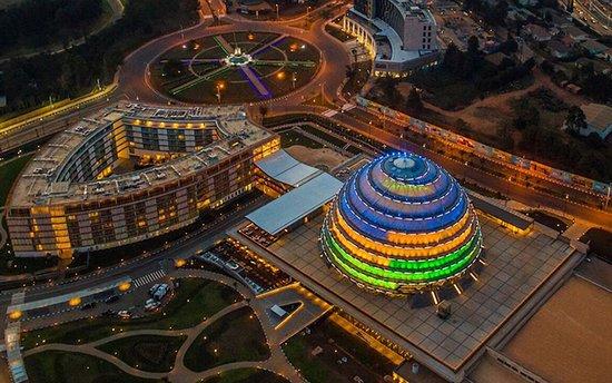 Beautiful Rwanda, Kigali the green and cleanest City in Africa.