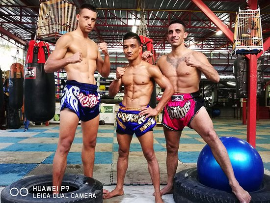 Phangan Muay Thai and Fitness Gym