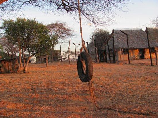 Garissa, كينيا: Kampi ya Simba